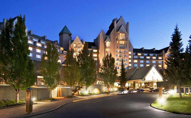 The Fairmont Chateau Whistler Image