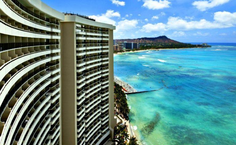 Sheraton Waikiki Image