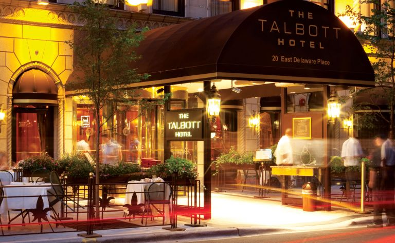The Talbott Hotel Image