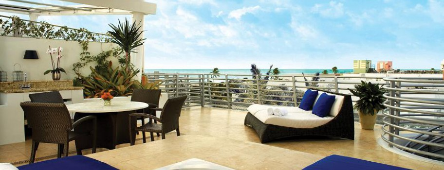 Z Ocean Hotel South Beach Image
