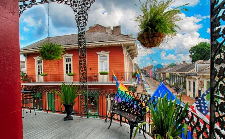 The French Quarter Guest Houses Image