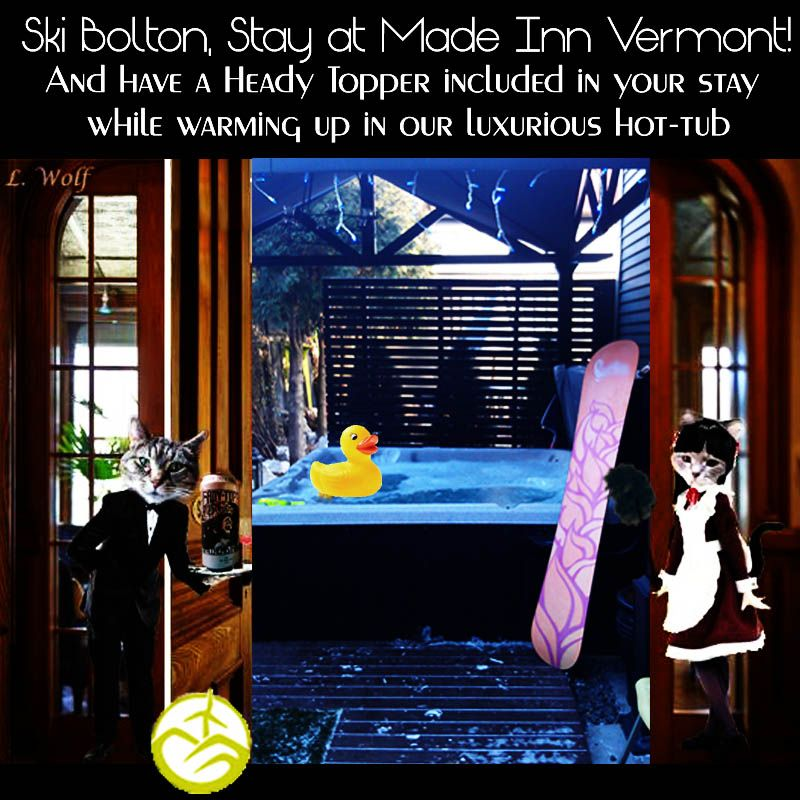 from Caden gay bed and breakfast vermont