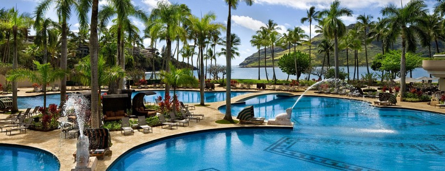 Kauai Marriott Resort Image