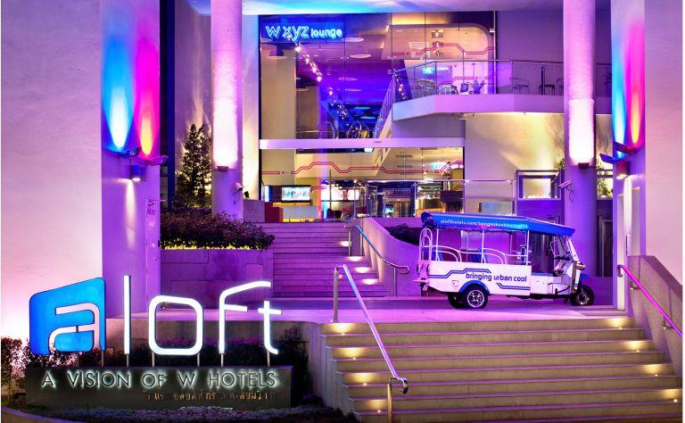 Aloft Bangkok - Sukhumvit 11 Image