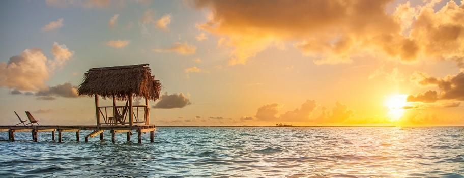 Thatch Caye Resort Image