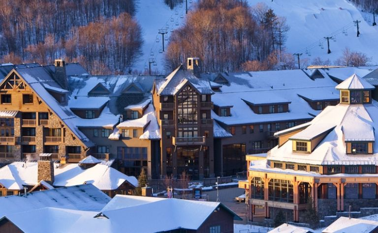 Stowe Mountain Lodge Image