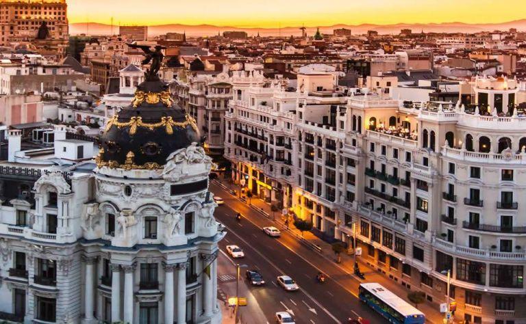 Axel Hotel Madrid Image