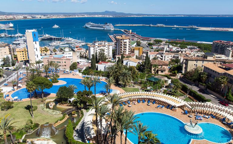 GPRO Valparaiso Palace Hotel & Spa Image