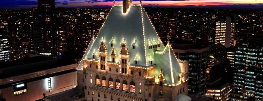 Fairmont Hotel Vancouver Image