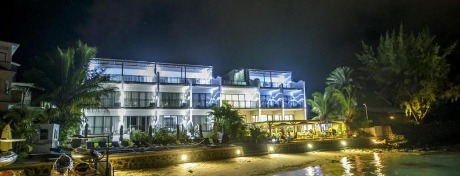 Baystone Hotel Golf & Spa on Mauritius Image