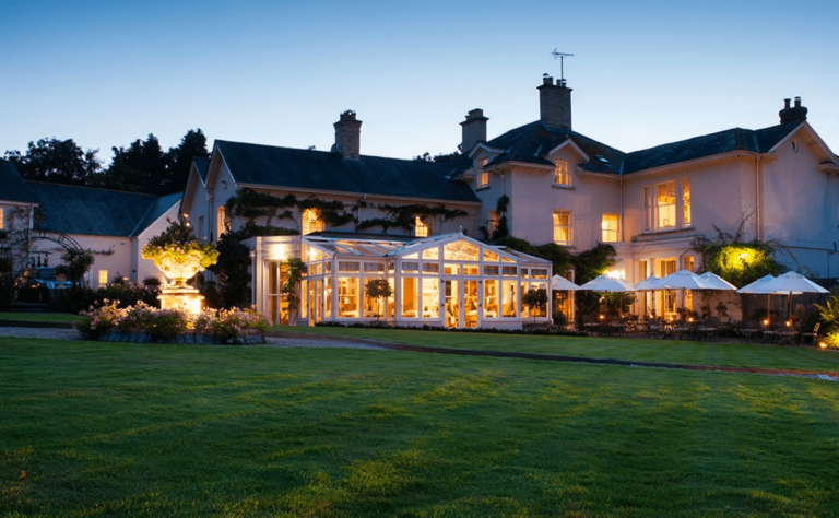 Summer Lodge Country House Hotel Image