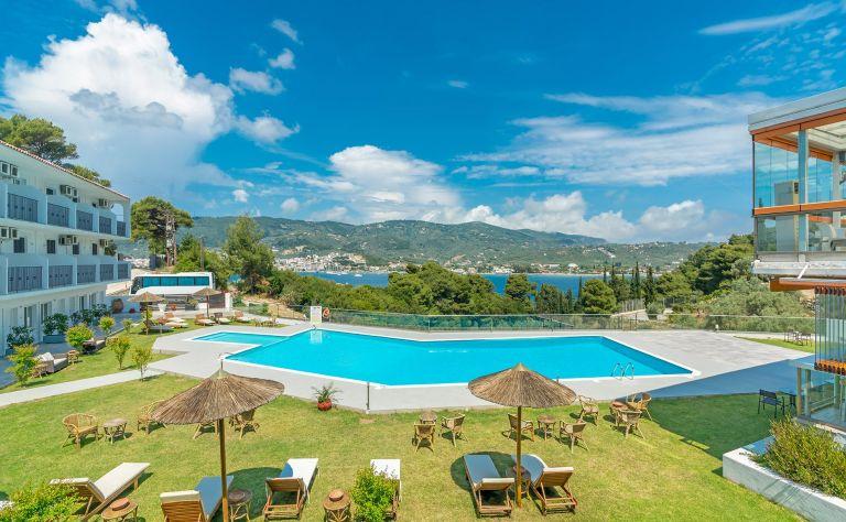 Hotel Punta - Skiathos Image