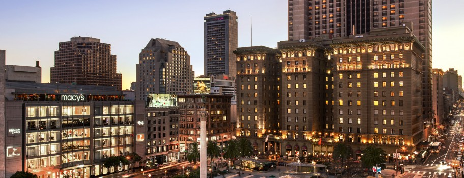 The Westin St. Francis San Francisco on Union Square Image