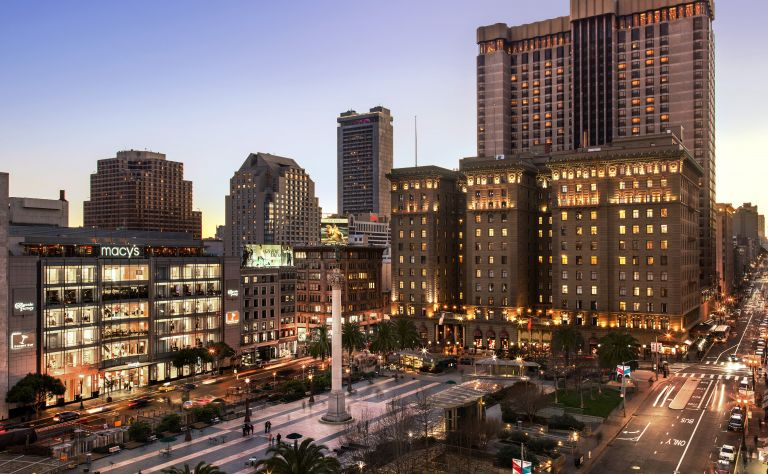 The Westin St. Francis San Francisco on Union Square Image
