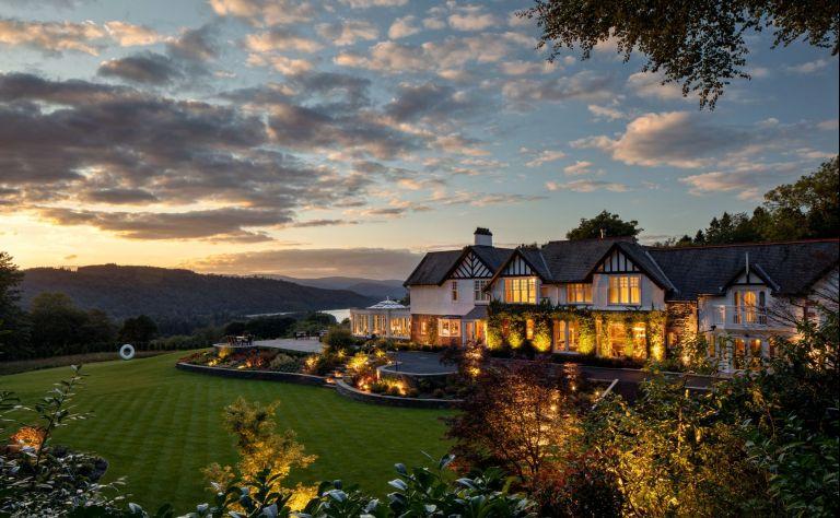 Linthwaite House Hotel Image