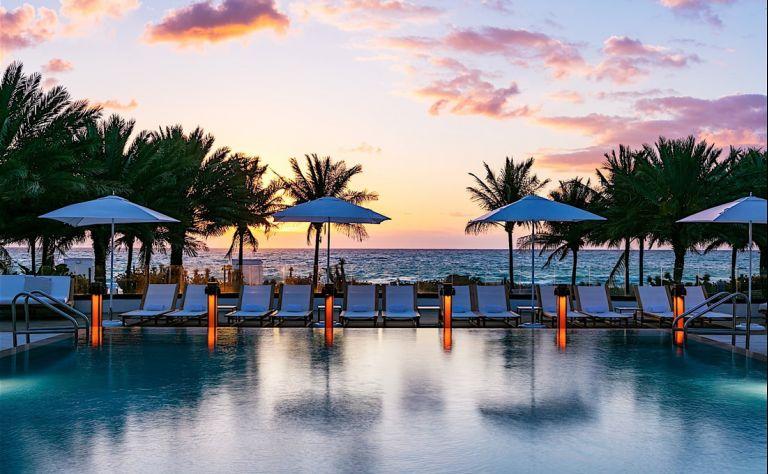 Nobu Hotel Miami Image